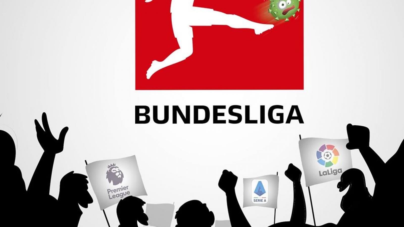 Biếm họa 24h: Đếm ngược ngày Bundesliga trở lại