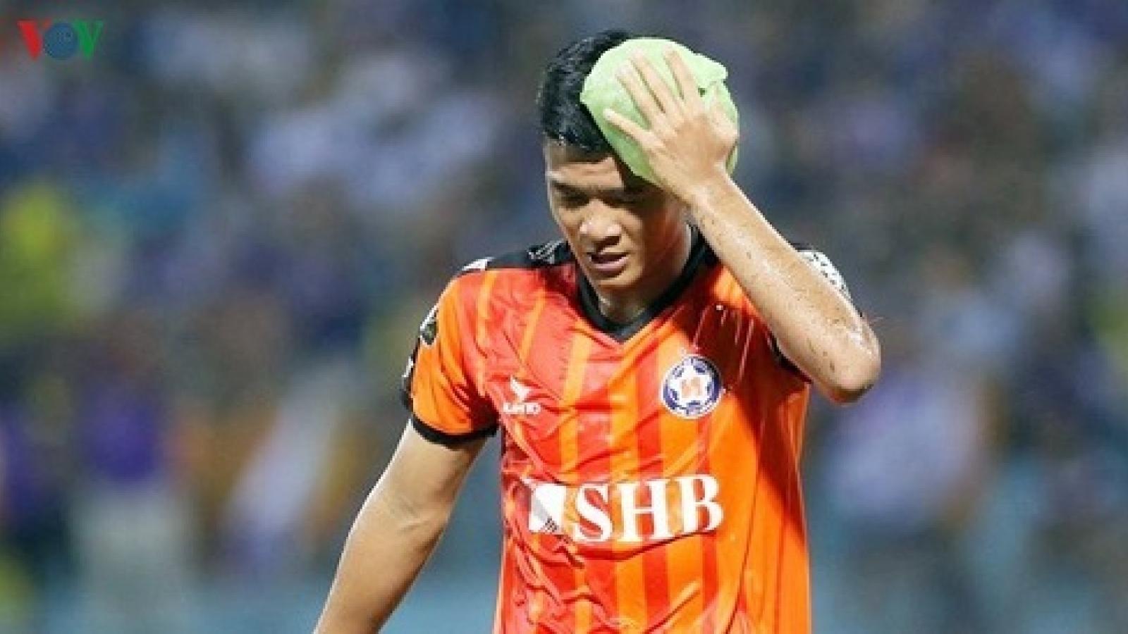 Những trận đấu xuất sắc nhất của Hà Đức Chinh ở V-League