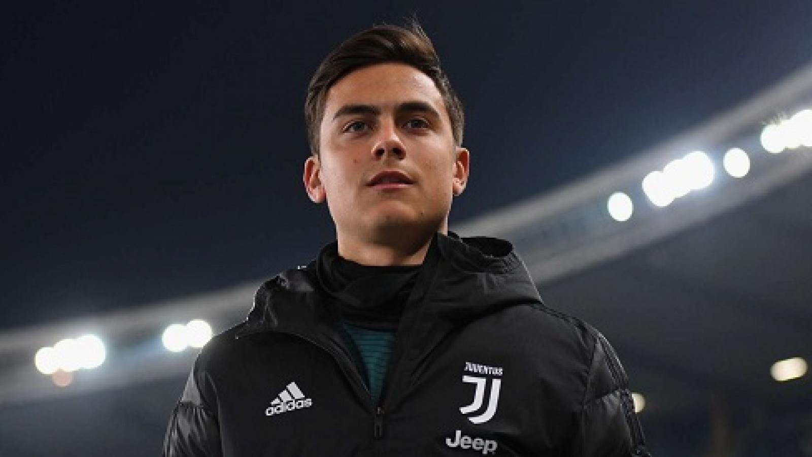 Juventus xác nhận Dybala bình phục sau 4 lần dương tính với SARS-CoV-2