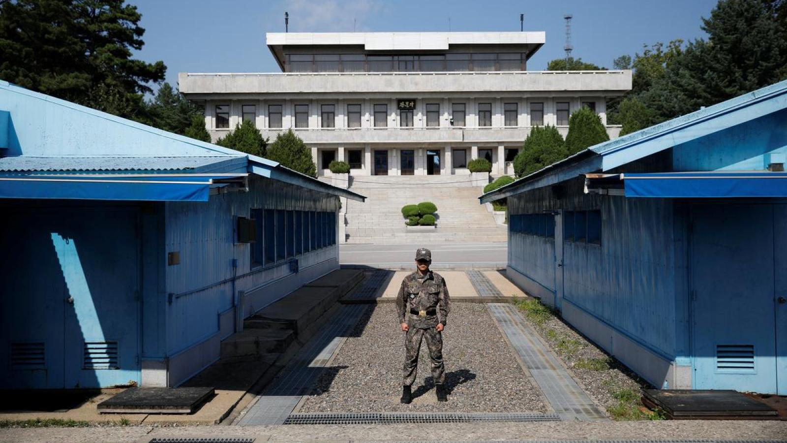 Liên Hợp Quốc lên tiếng về vụ đấu súng Hàn – Triều hôm 3/5