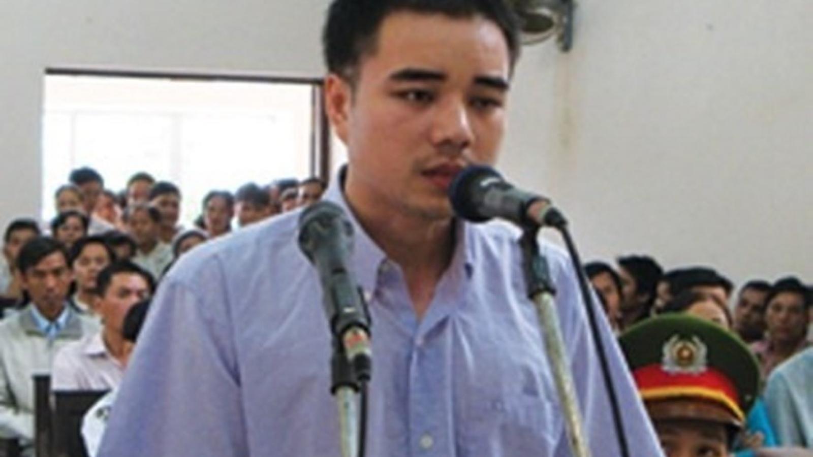 Hôm nay, giám đốc thẩm vụ tử tù Hồ Duy Hải