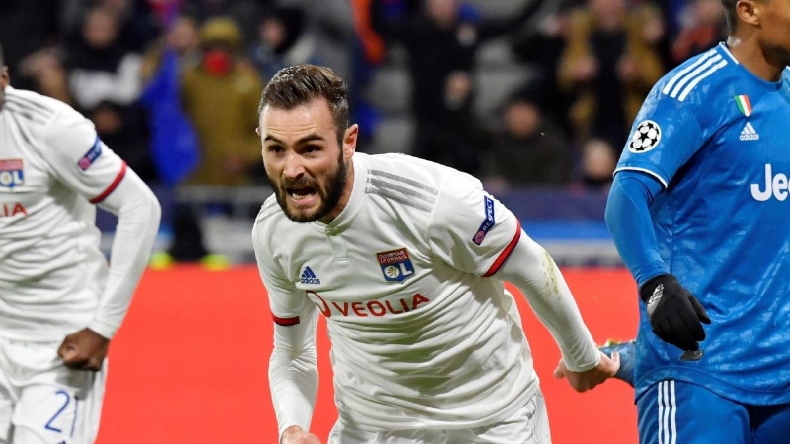 Sếp lớn tiết lộ lịch thi đấu trận Juventus - Lyon ở Champions League