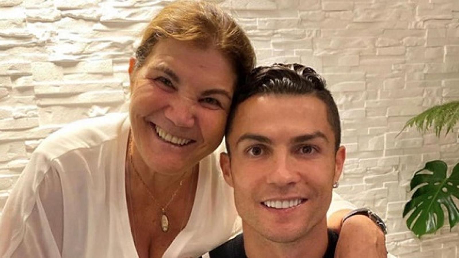 Ronaldo và dàn sao thể thao chia sẻ thông điệp ý nghĩa nhân Ngày của mẹ