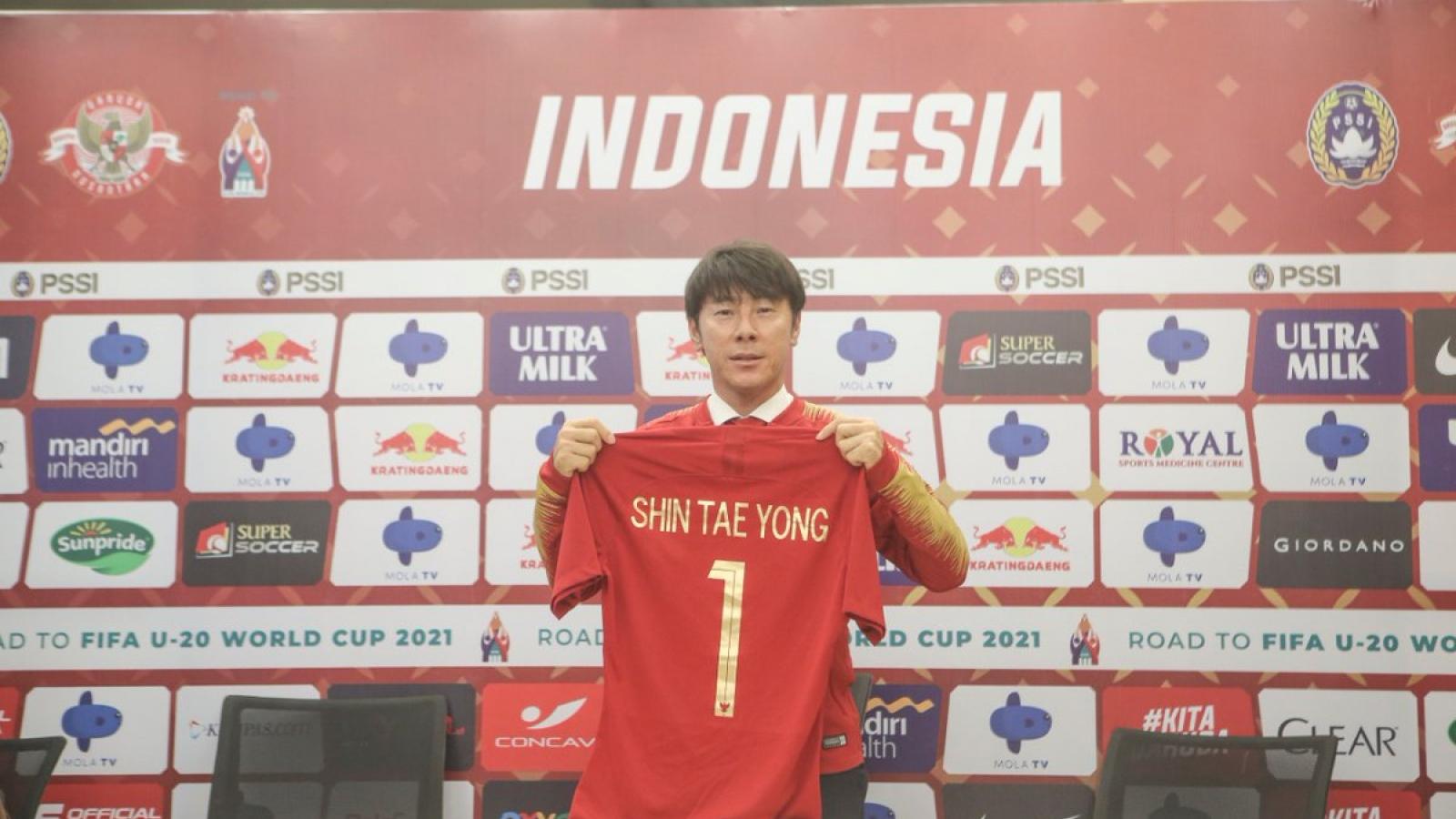 Vì Covid-19, LĐBĐ Indonesia nợ lương đồng hương HLV Park Hang Seo