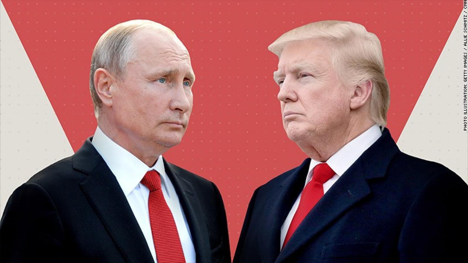 Nhờ ngoại giao Covid-19, Nga và Mỹ xây dựng lại quan hệ nước lớn?