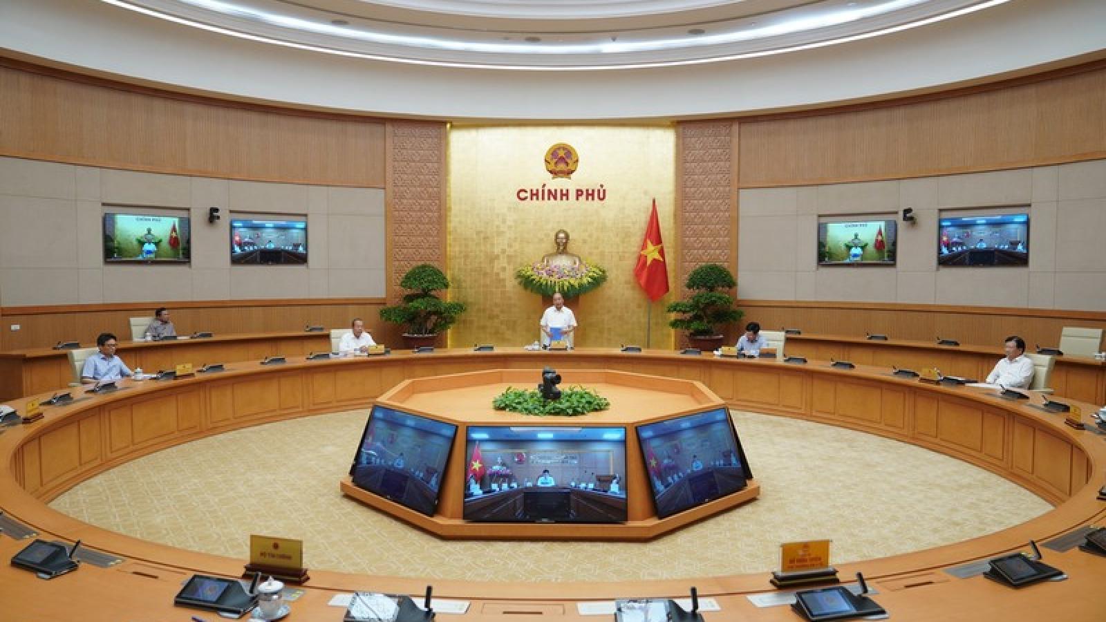 Thủ tướng đồng ý bỏ giãn cách đối với các cơ sở sản xuất kinh doanh, thương mại, dịch vụ