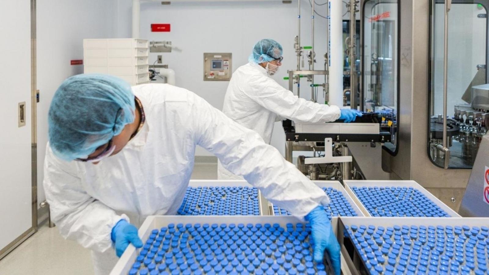 Nga sắp hoàn tất thử nghiệm lâm sàng thuốc điều trị Covid-19