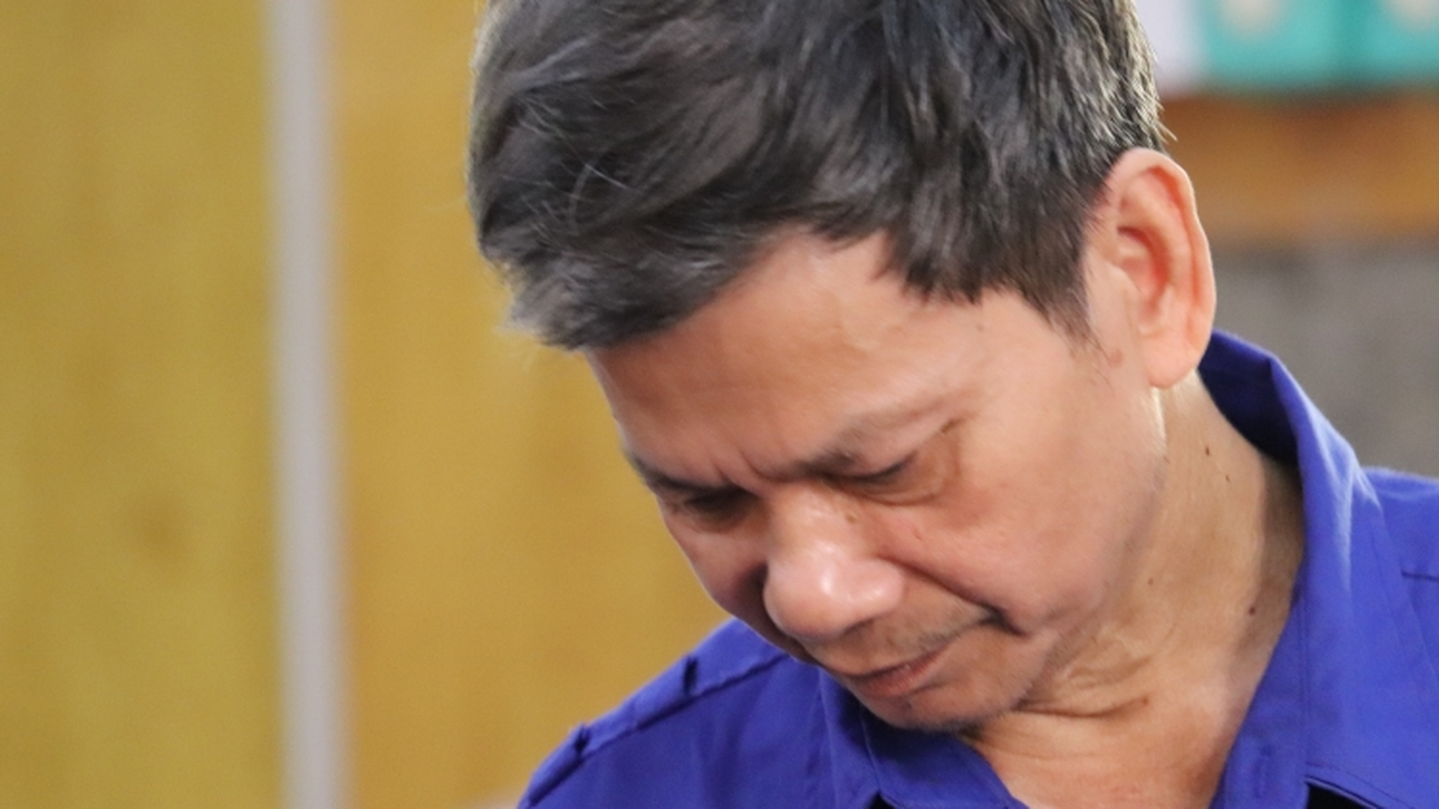 Xét xử 12 bị cáo vụ gian lận thi Sơn La: Cựu thượng tá công an tỉnh kêu oan