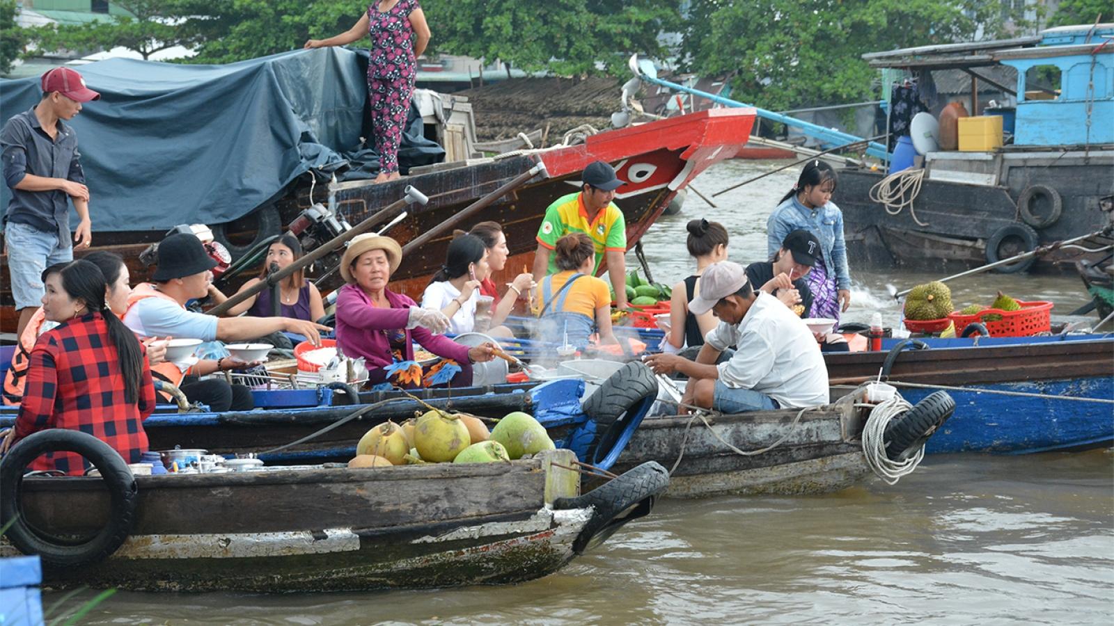 """Du lịch Đồng bằng Sông Cửu Long: Khó khăn """"bủa vây"""""""