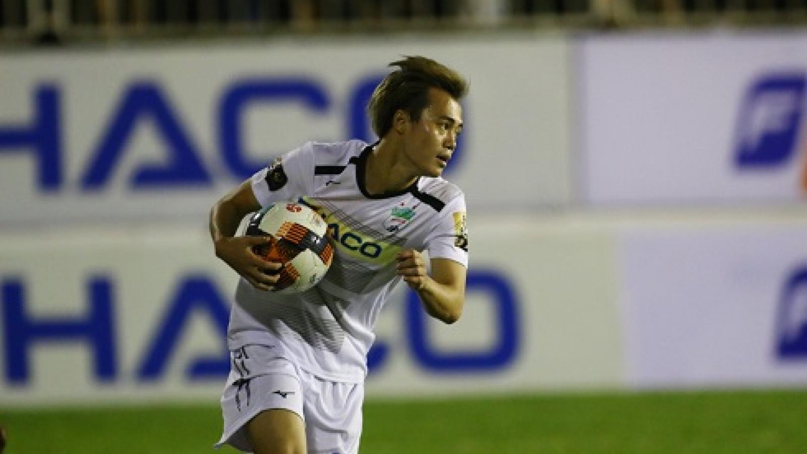 Top 5 bàn thắng đẹp nhất của Văn Toàn ở V-League 2019
