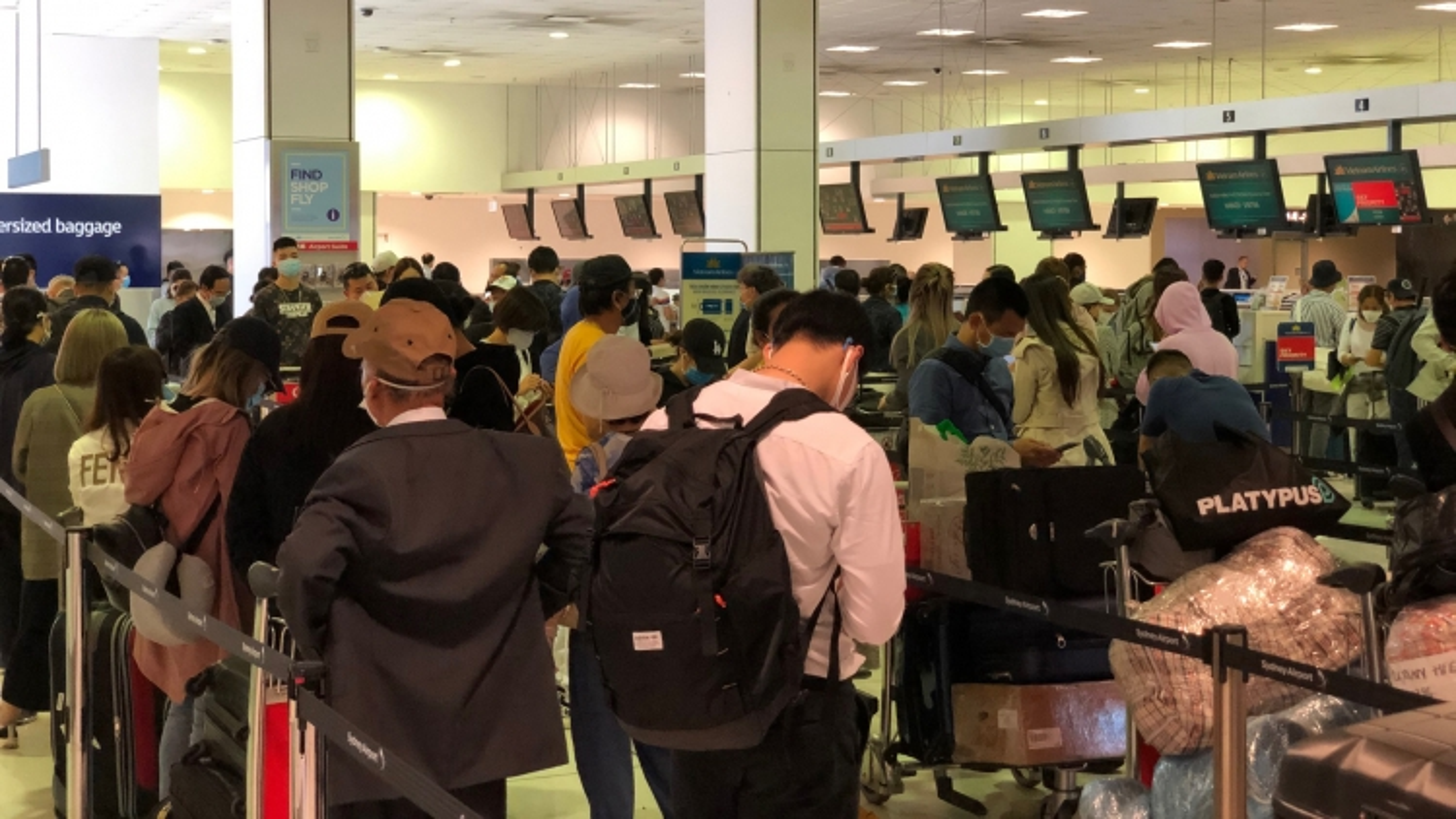 Ngày 1/6 có chuyến bay đưa người Việt ở Australia, New Zealand về nước
