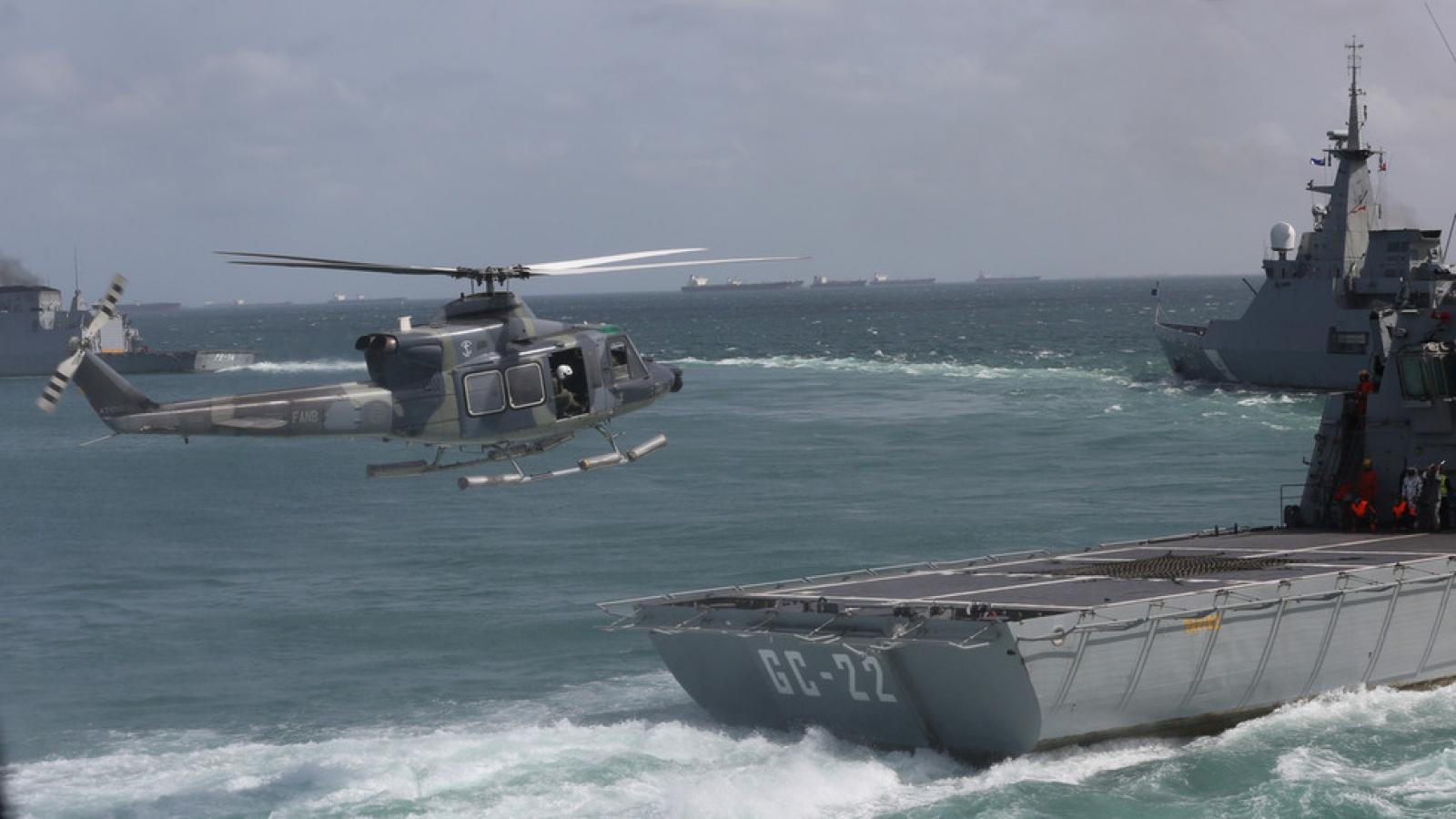 Quân đội Venezuela sẽ hộ tống tàu chở dầu Iran