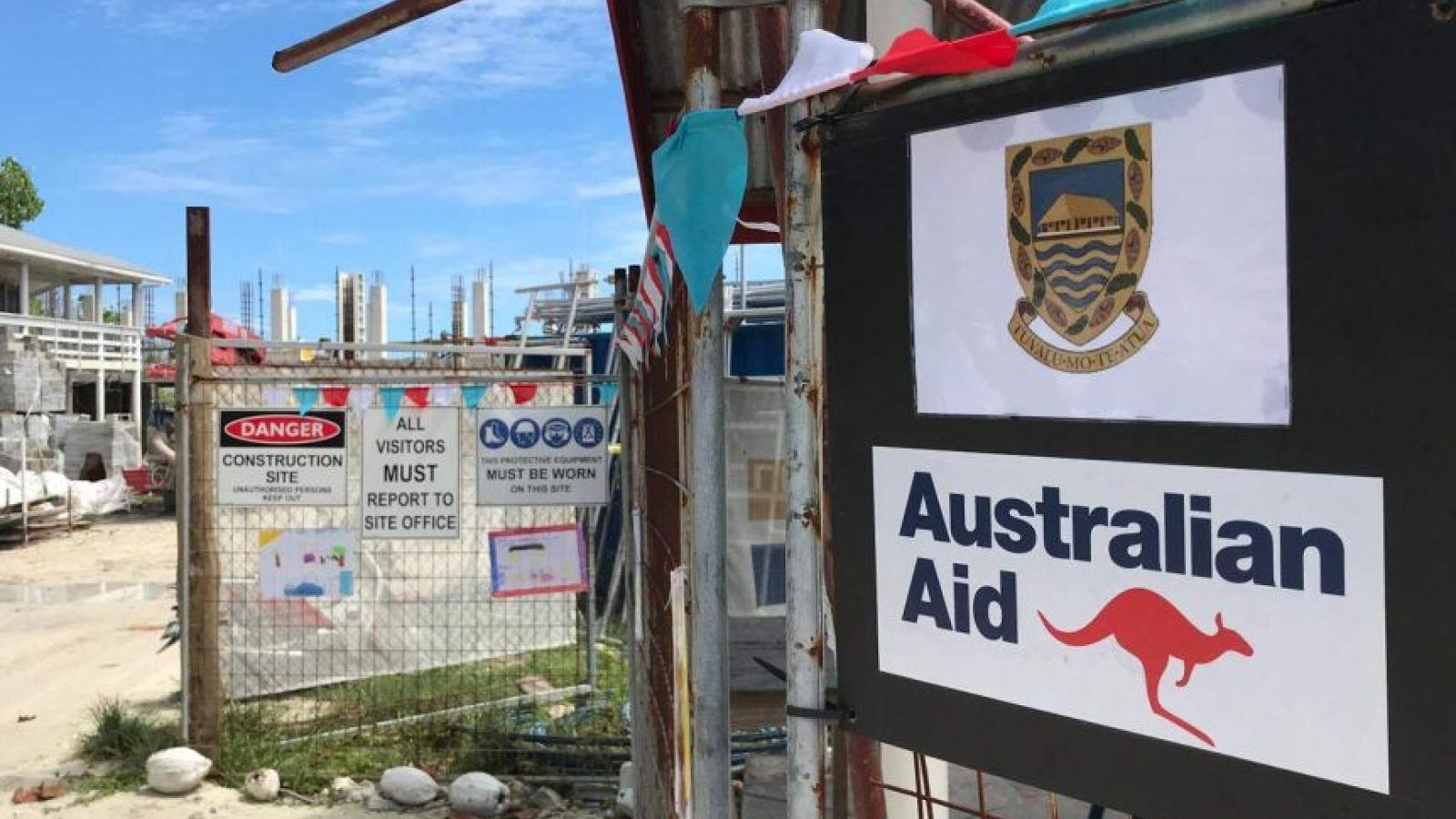 Australia tái cơ cấu vốn viện trợ để hỗ trợ các nước đối phó Covid-19