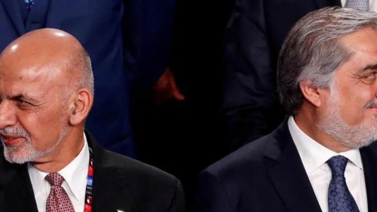 Giới lãnh đạo Afghanistan sắp hóa giải được bất đồng