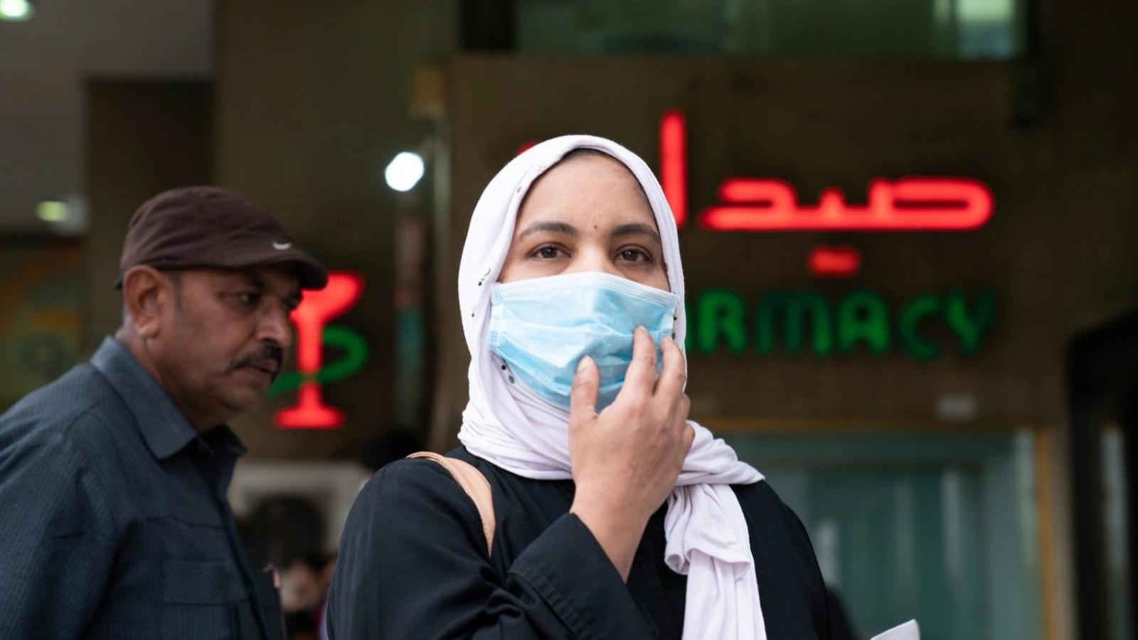 Ai Cập tiếp tục đón hơn 750 người hồi hương trong mùa dịch Covid-19