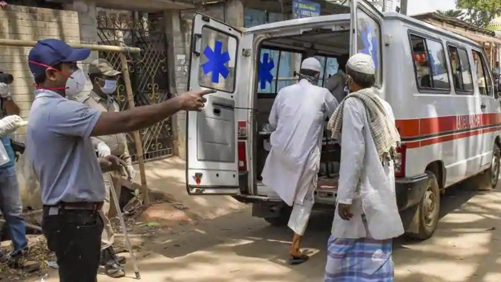 Ấn Độ cho bệnh nhân Covid-19 nhẹ xuất viện không cần xét nghiệm lại
