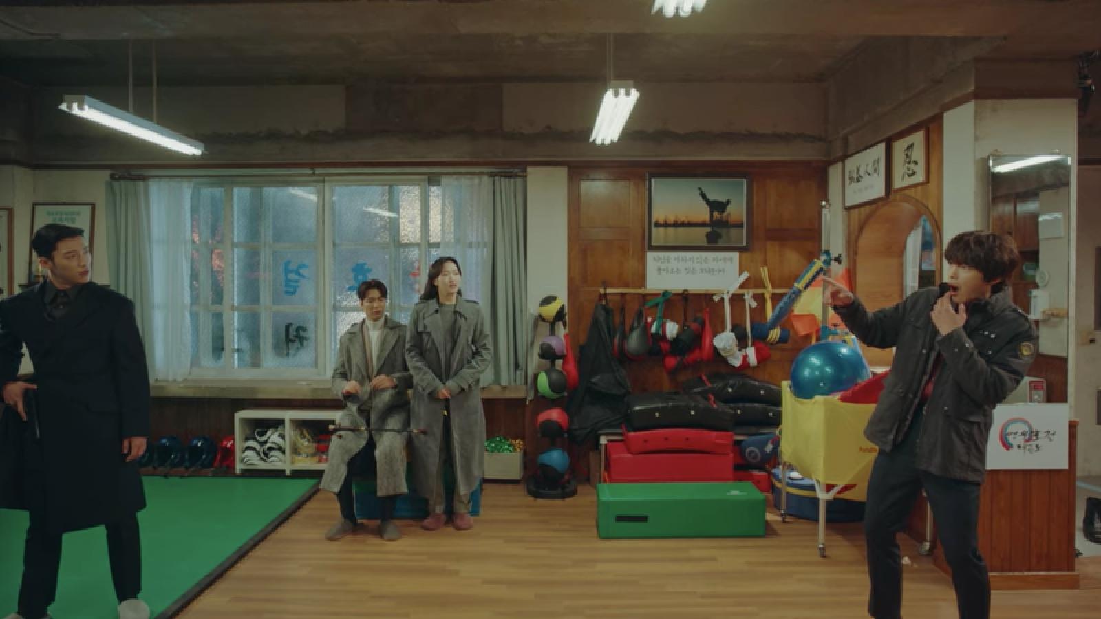 Quân vương bất diệt tập 7: Gây sốc khi xuất hiện Kim Go Eun thứ 2?
