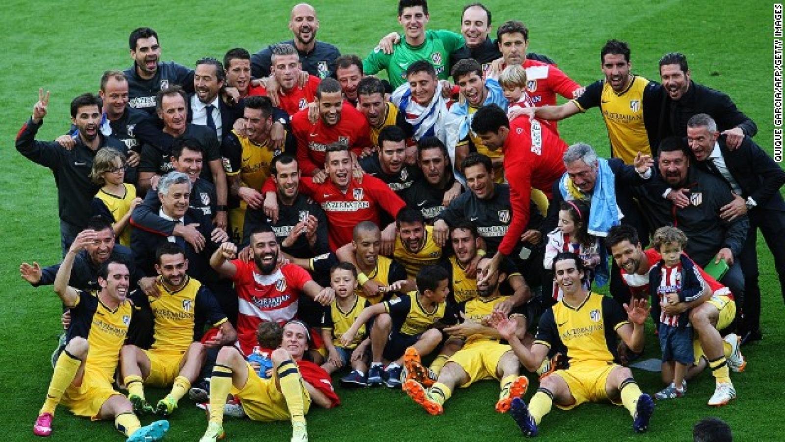 Ngày này năm xưa: Atletico phá vỡ thế thống trị của Real và Barca