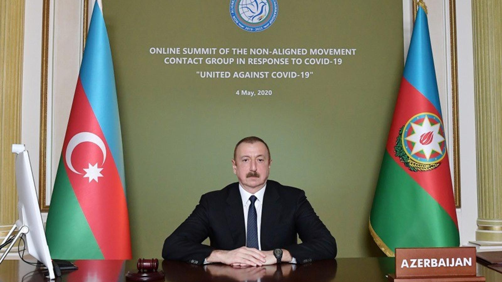 Sáng kiến Azerbaijan về chống Covid-19 qua Phong trào Không liên kết