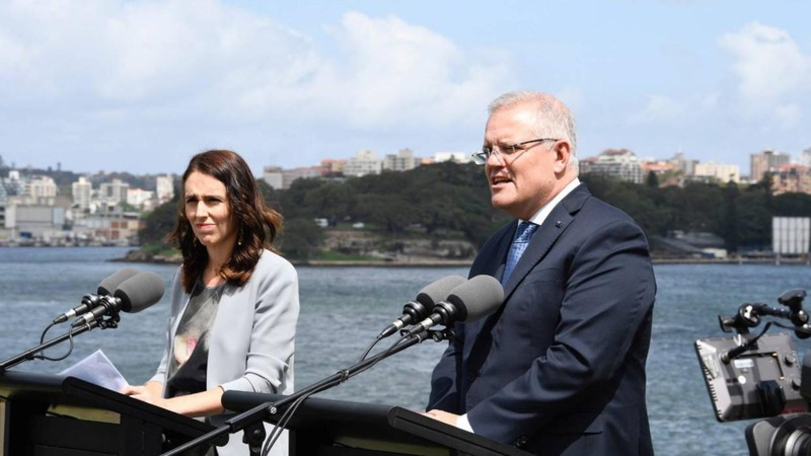 Thủ tướng New Zealand sẽ tham dự cuộc họp nội các Australia mở rộng