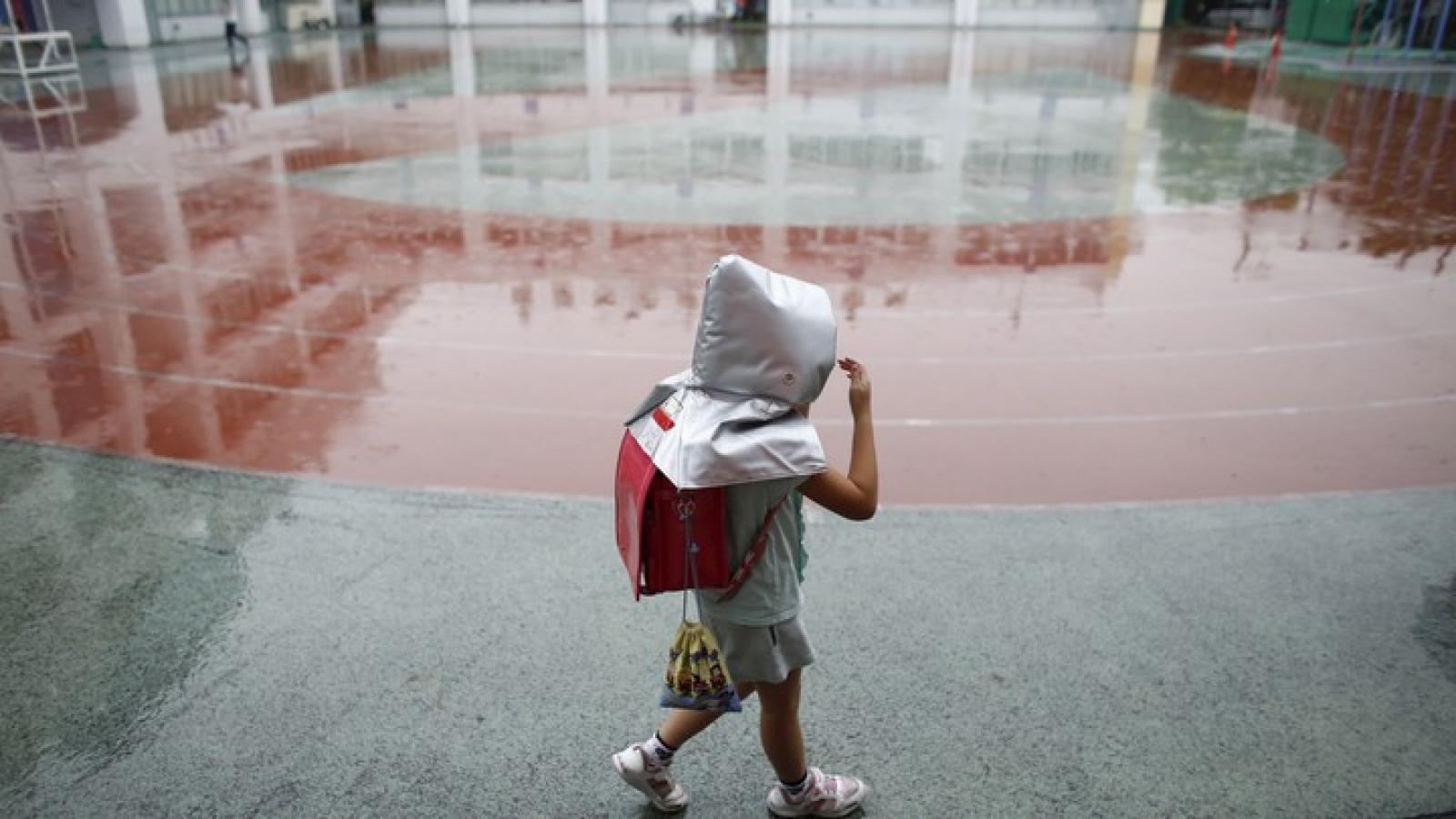 Nhật Bản khuyến cáo trẻ em dưới 2 tuổi không nên đeo khẩu trang