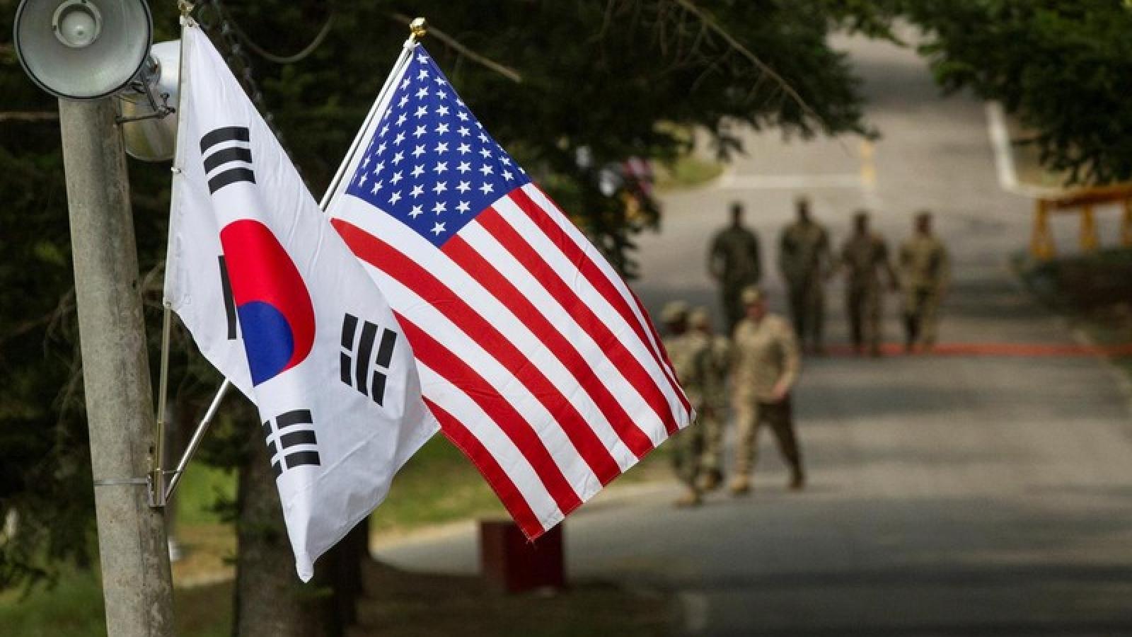 Mỹ - Hàn Quốc sẽ tiếp tục đàm phán về chi phí quân sự công bằng