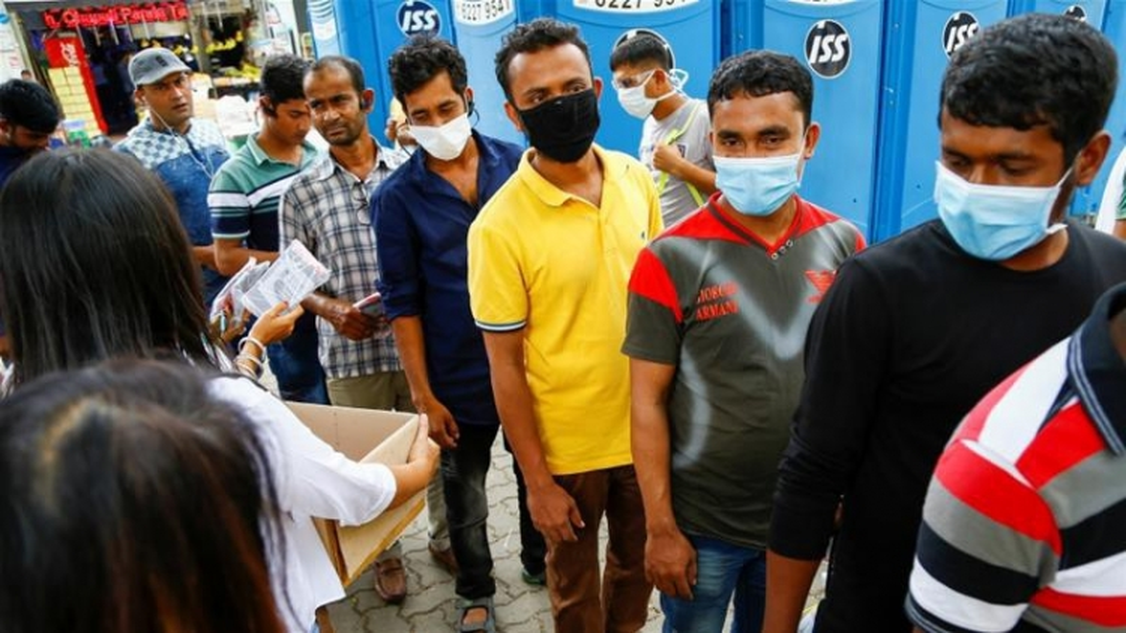 Số ca mắc Covid-19 tại Bangladesh tăng nhanh đến hơn 10.000