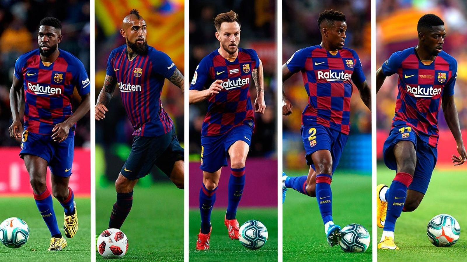 Barca sẵn sàng bán 9 cầu thủ ở kỳ chuyển nhượng Hè 2020