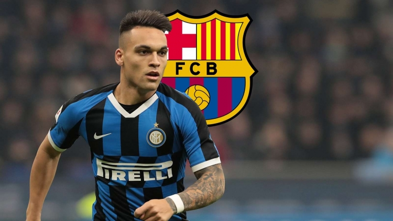 Barca tăng tốc, tung đòn quyết định vụ mua Lautaro Martinez
