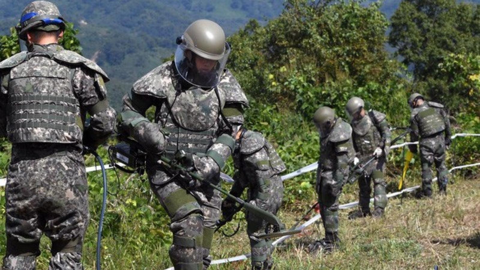 Hàn Quốc và Triều Tiên đấu súng: Bán đảo Triều Tiên tăng nhiệt trở lại