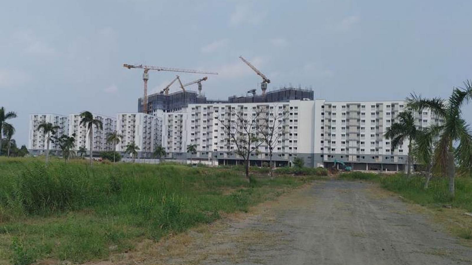 Nhiều vi phạm về quản lý nhà đất tại huyện Bình Chánh, TPHCM
