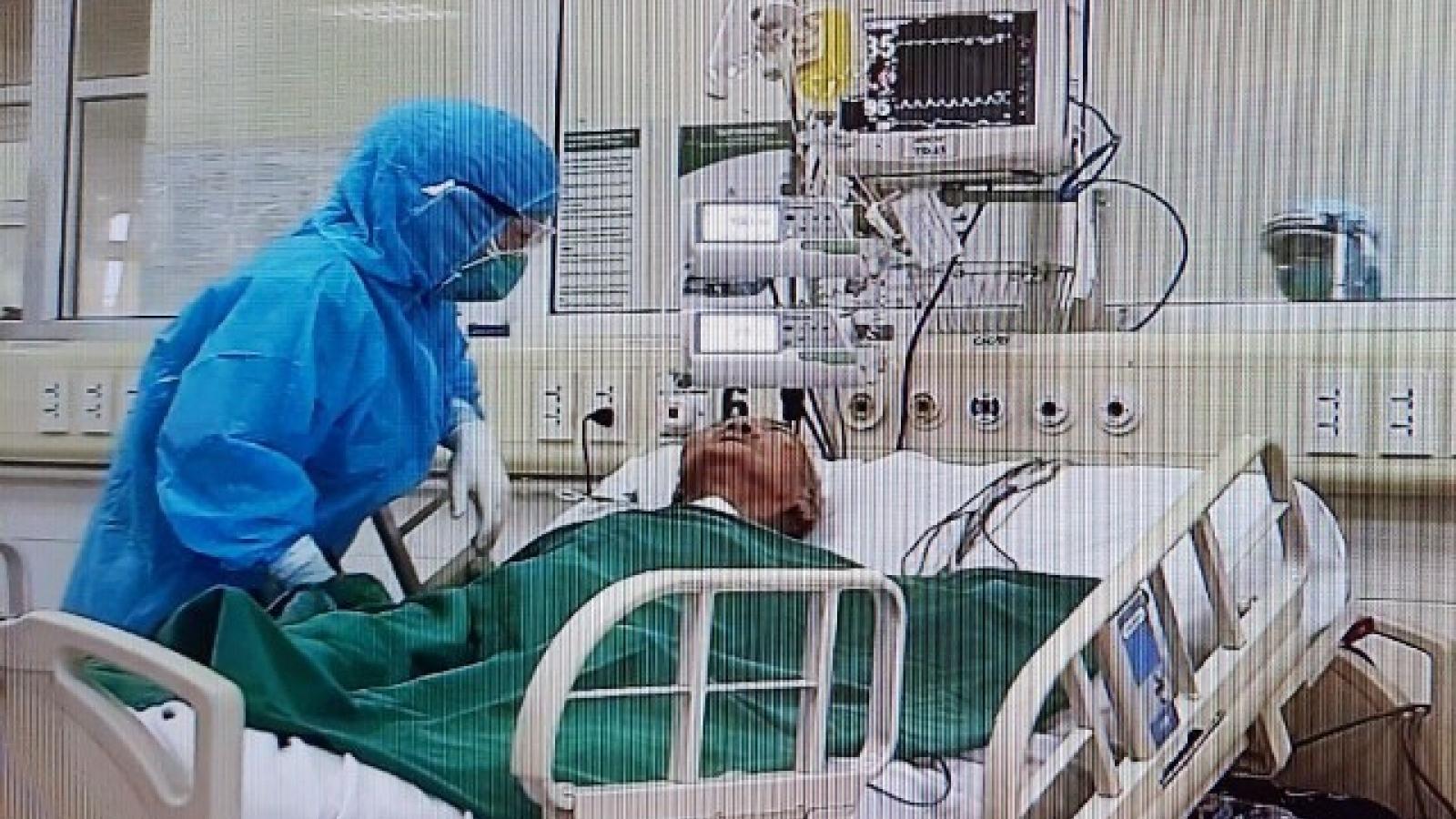 Cụ bà 88 tuổi mắc Covid-19 đã được điều trị khỏi