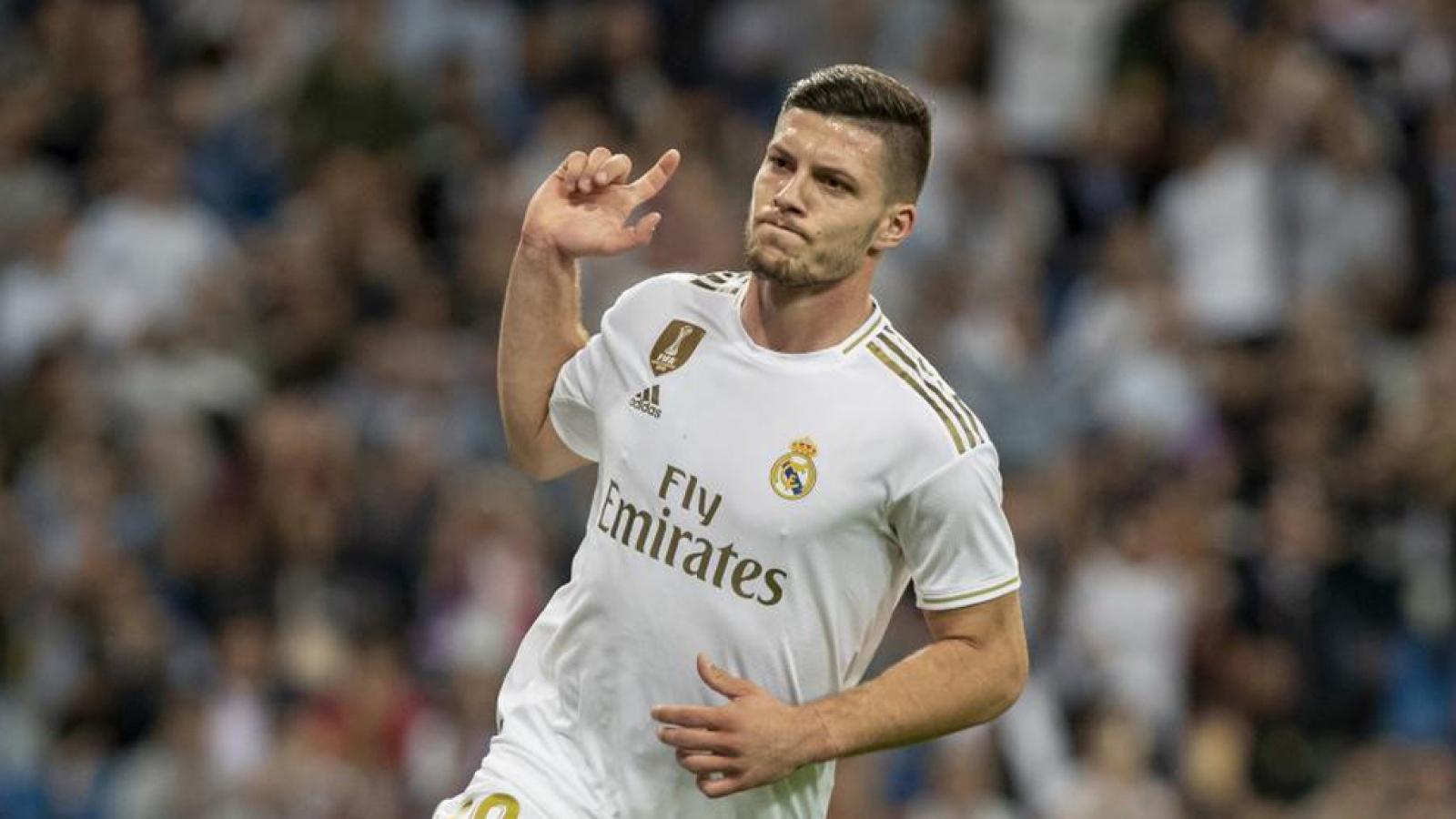 """""""Bom xịt"""" Luka Jovic quyết tâm bám trụ lại Real Madrid"""