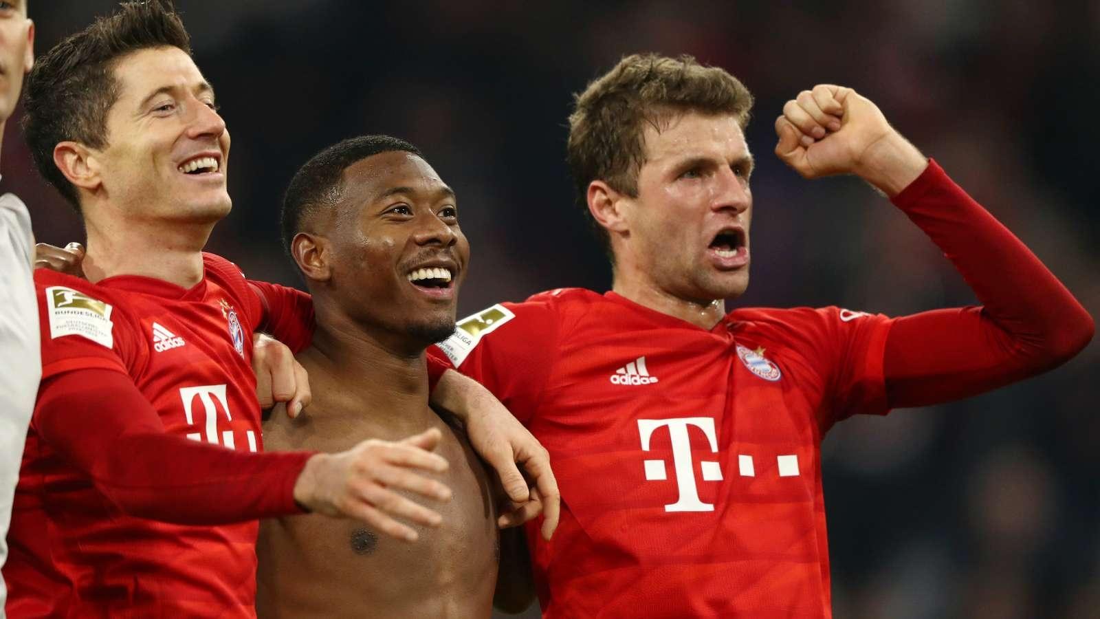 Bundesliga trở lại vào nửa sau của tháng 5/2020