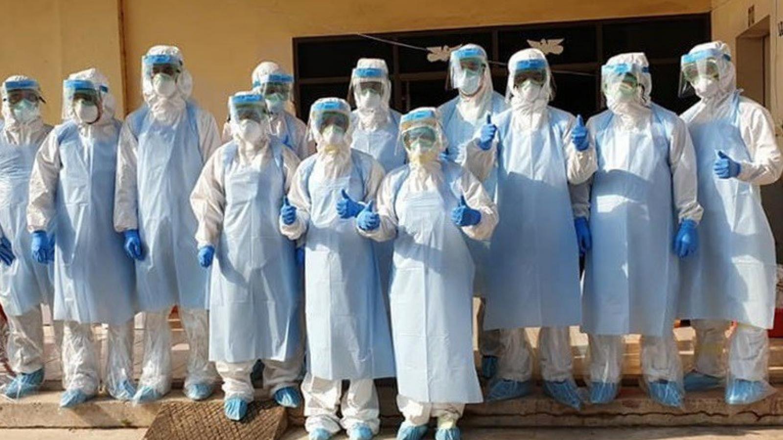 Campuchia còn duy nhất một bệnh nhân đang điều trị Covid-19