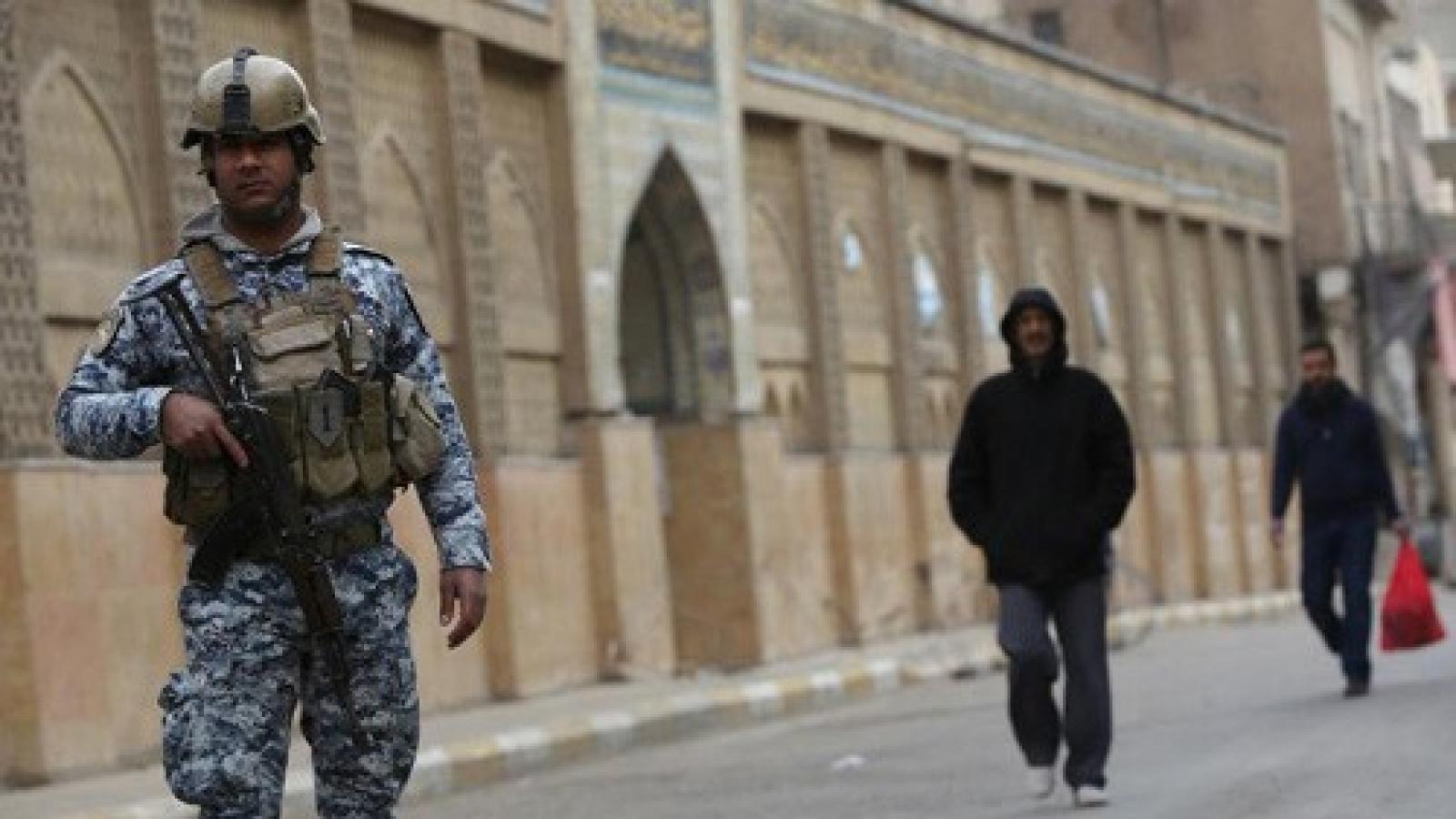 Tàn dư IS giết hại 10 tay súng dân quân Iraq