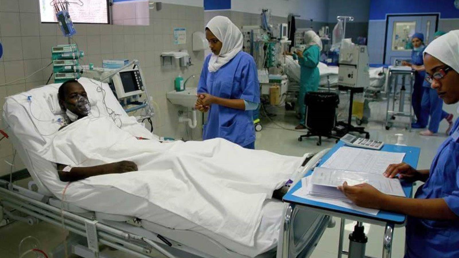 Sudan lập lực lượng cảnh sát bảo vệ nhân viên y tế mùa Covid-19