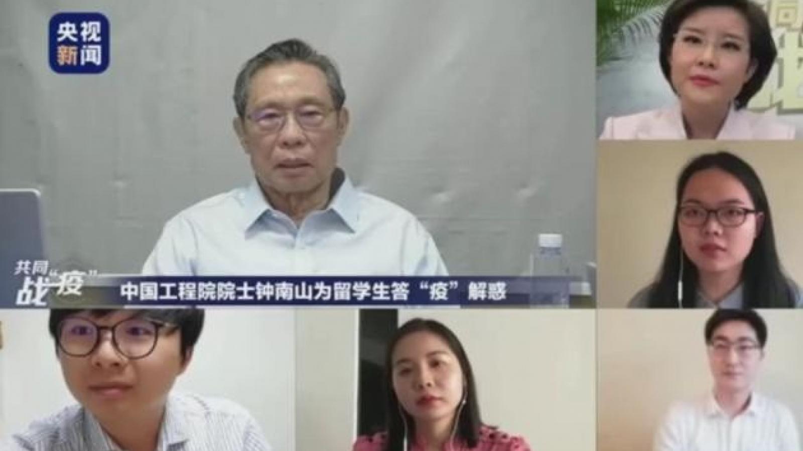 Chuyên gia Trung Quốc: Di chứng của Covid-19 nhẹ hơn SARS
