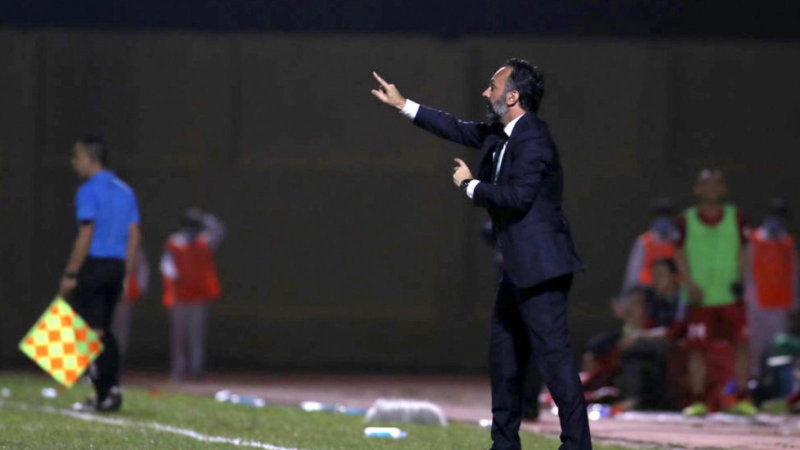 HLV Thanh Hóa băn khoăn với thể thức thi đấu mới của V-League 2020