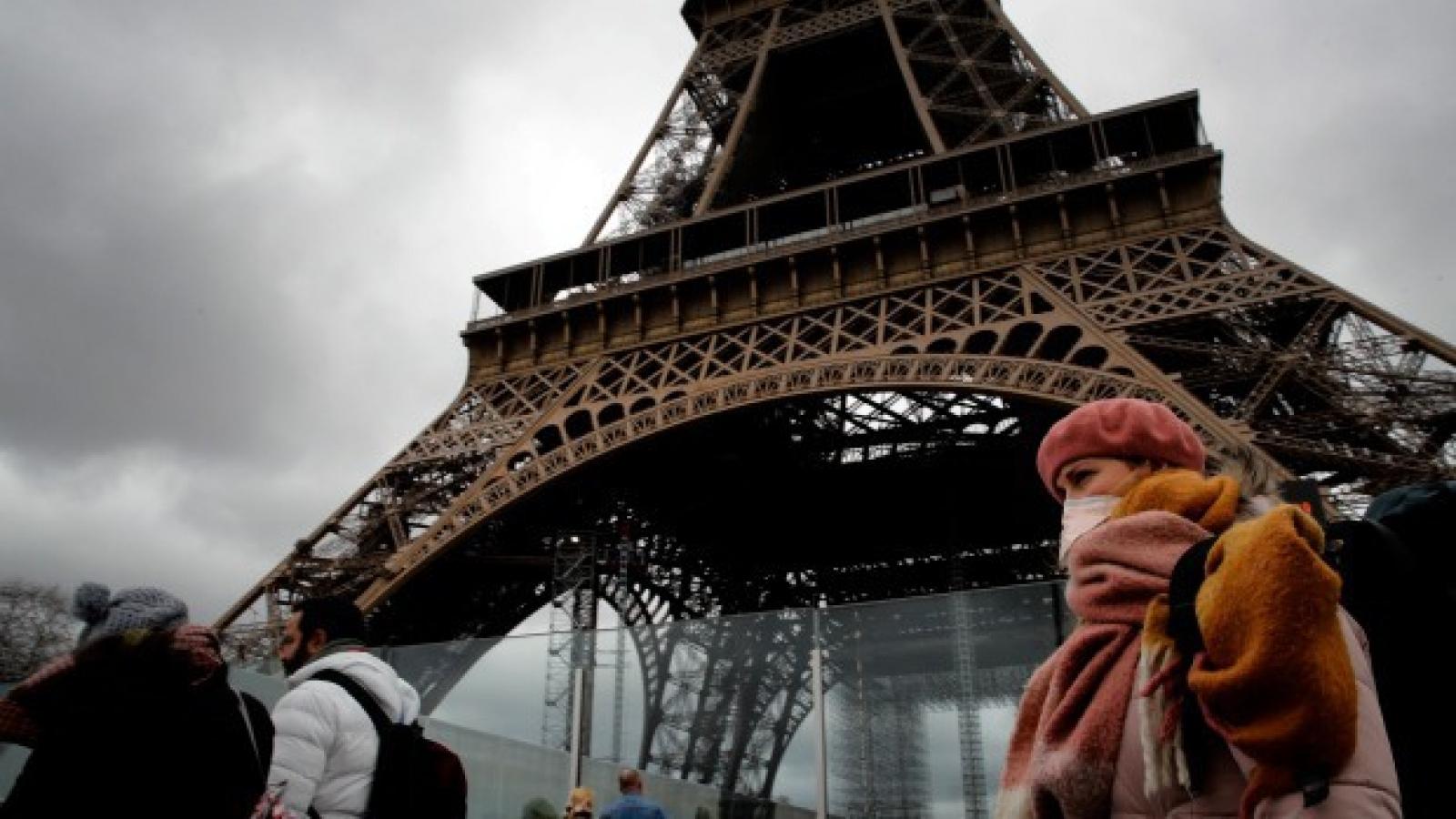 Số ca tử vong vì Covid-19 ở Pháp tăng trở lại