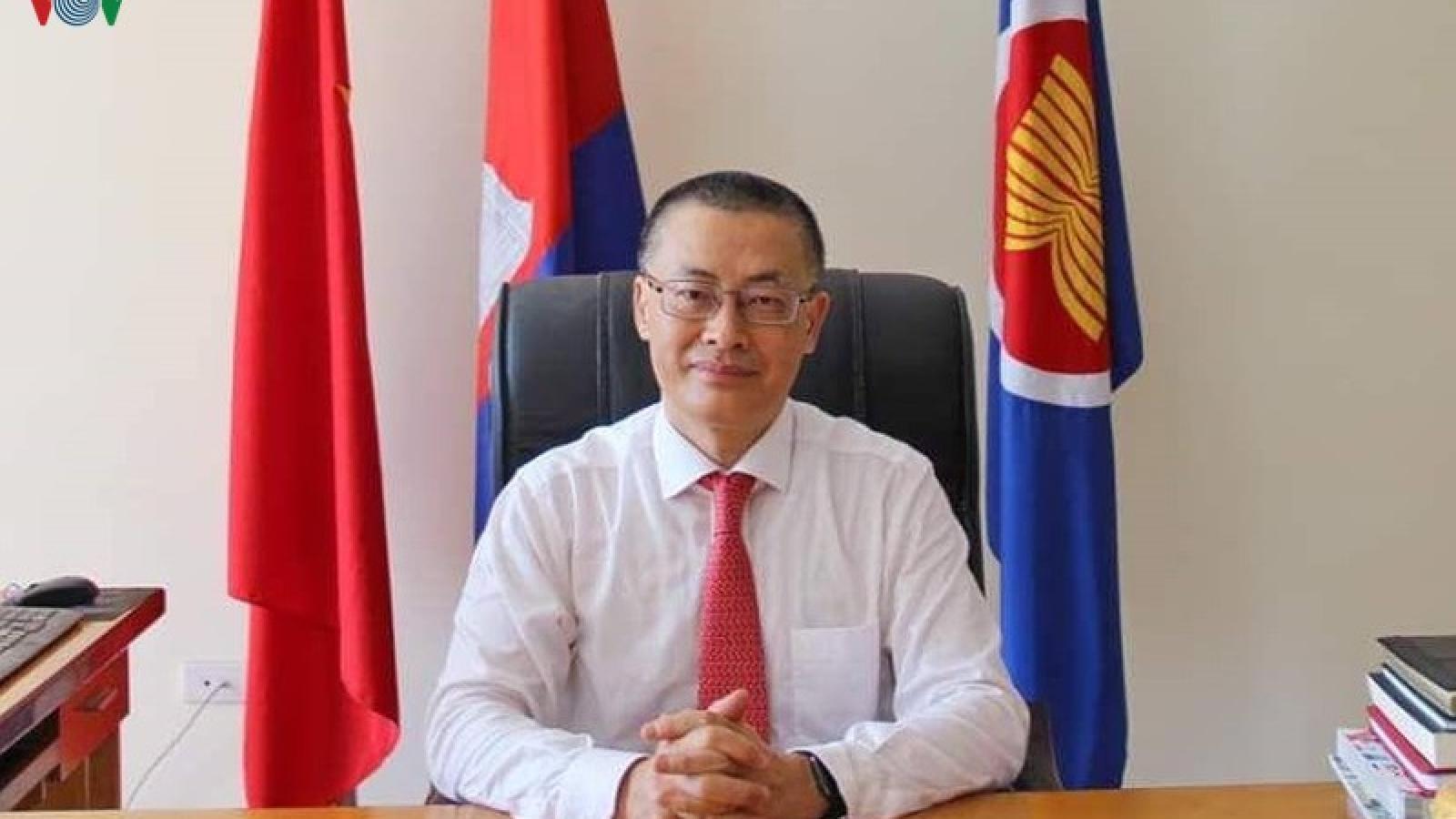 Campuchia, Việt Nam cùng xác minh bệnh nhân số 315 mắc Covid-19