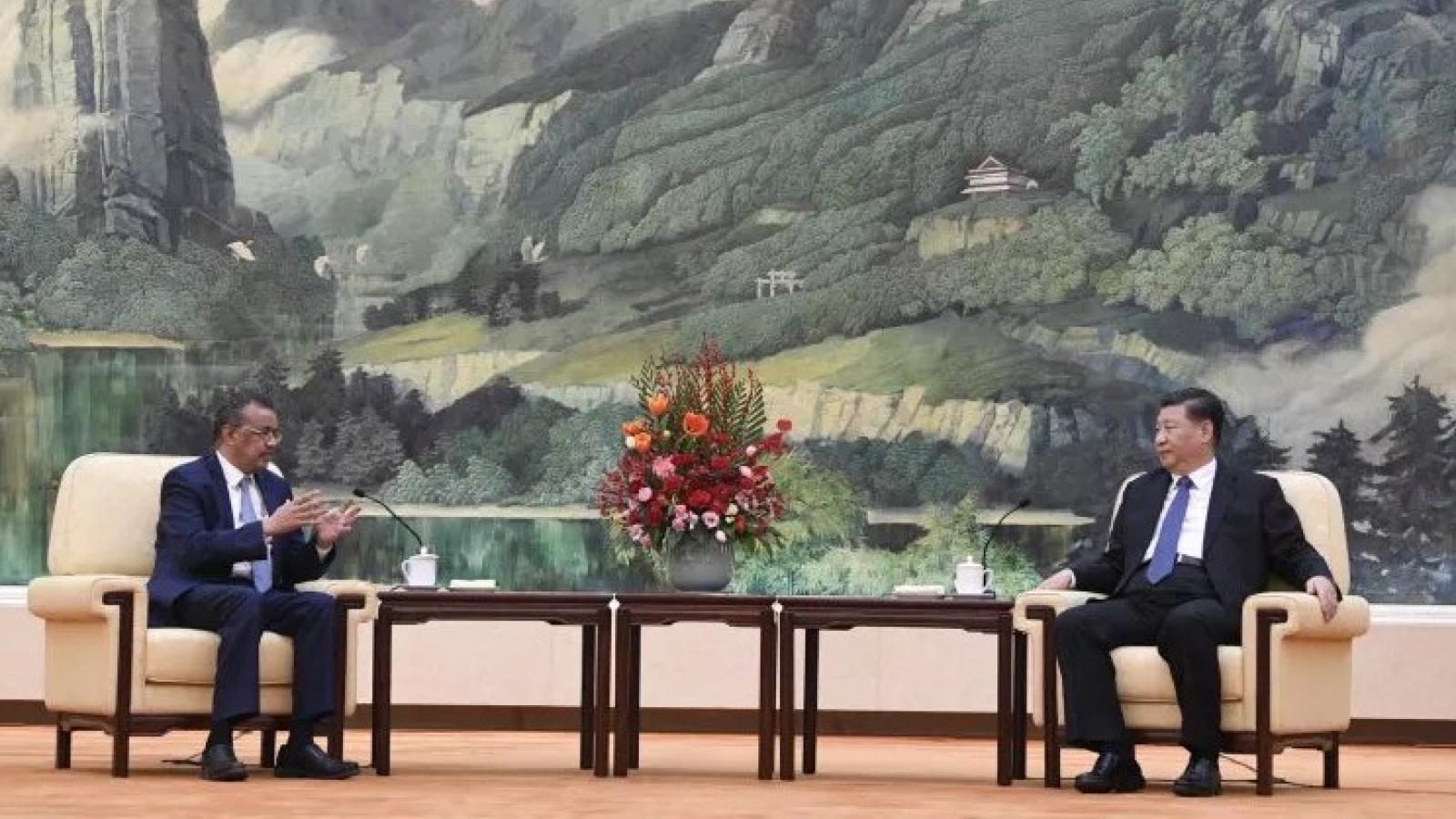 CIA cáo buộc Trung Quốc ngăn WHO tuyên bố tình trạng khẩn cấp toàn cầu