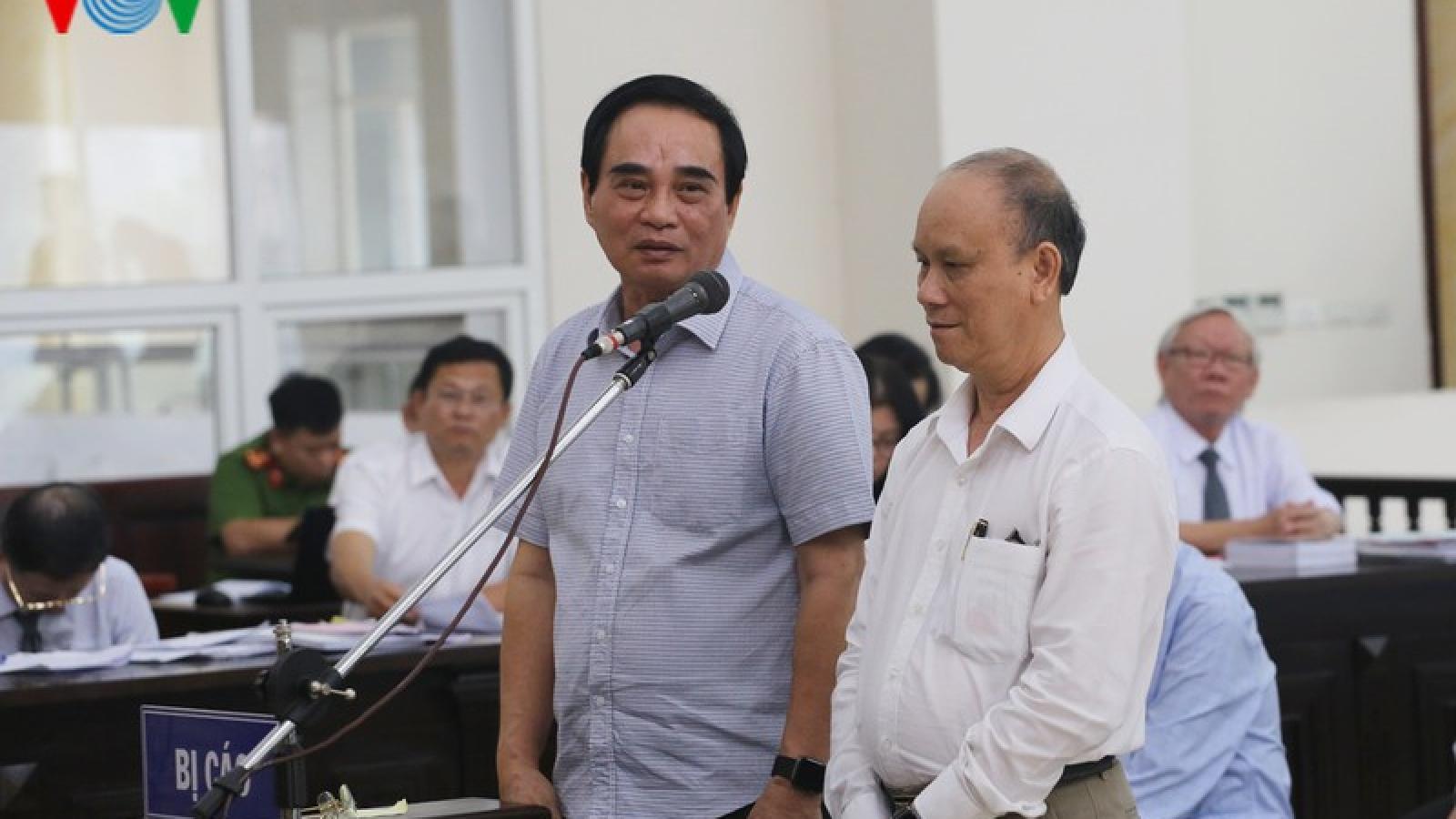 """Cựu Chủ tịch Đà Nẵng: """"Tôi không có thực quyền, chữ ký là hình thức"""""""