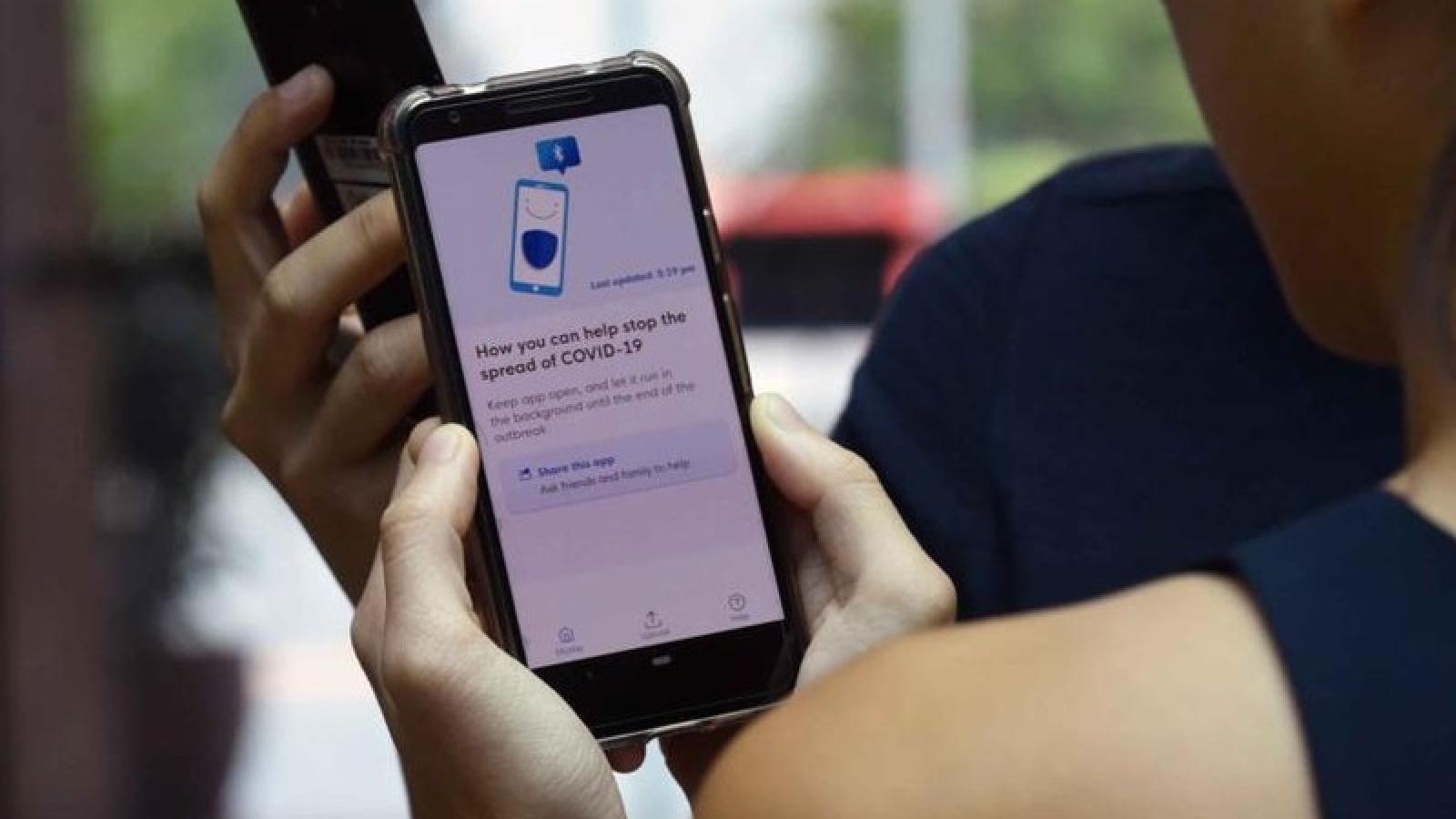 Nhật Bản dùng ứng dụng theo dõi bệnh nhân Covid-19 trên điện thoại