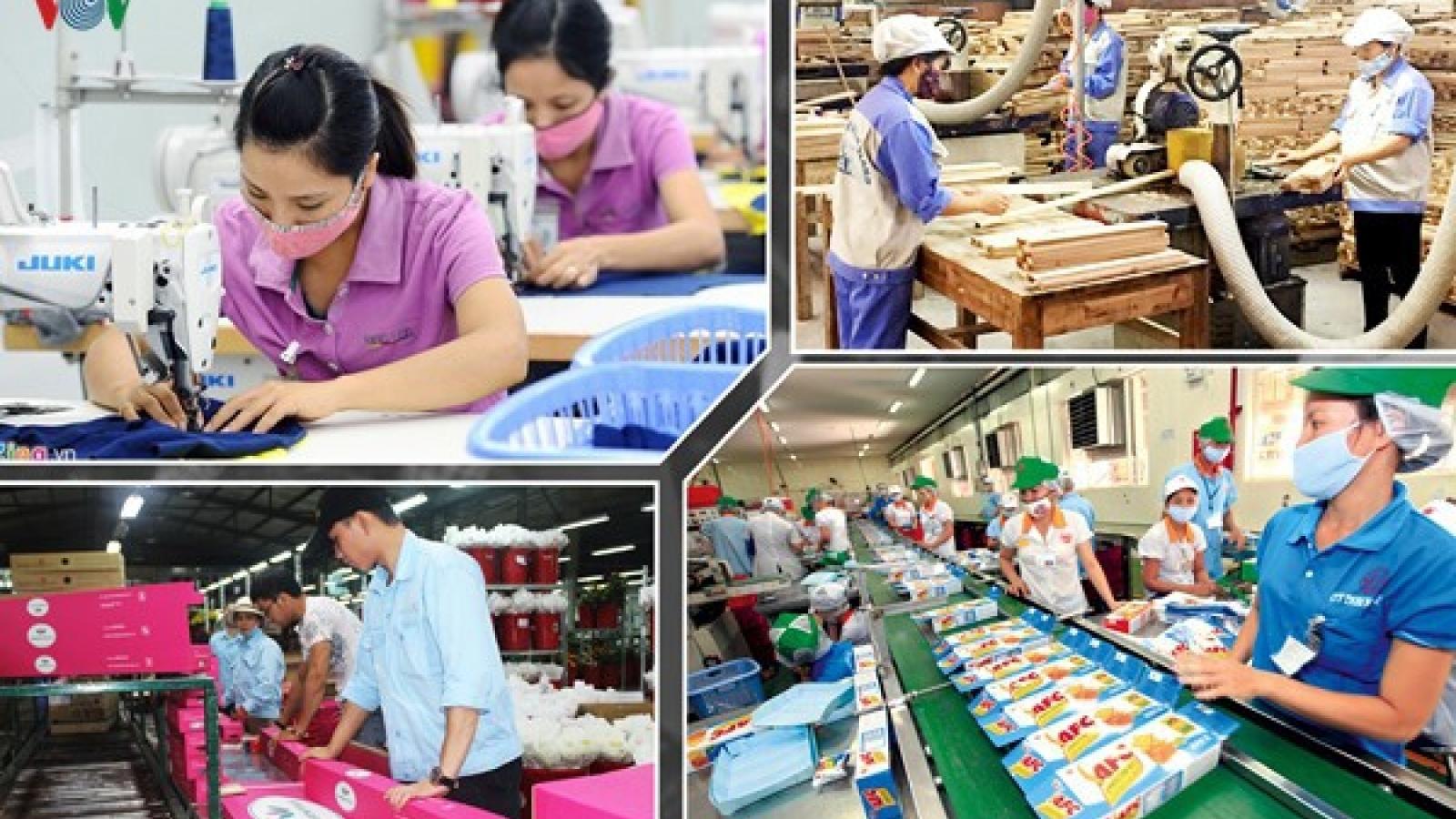 Doanh nghiệp Việt gia tăng xuất khẩu trực tuyến