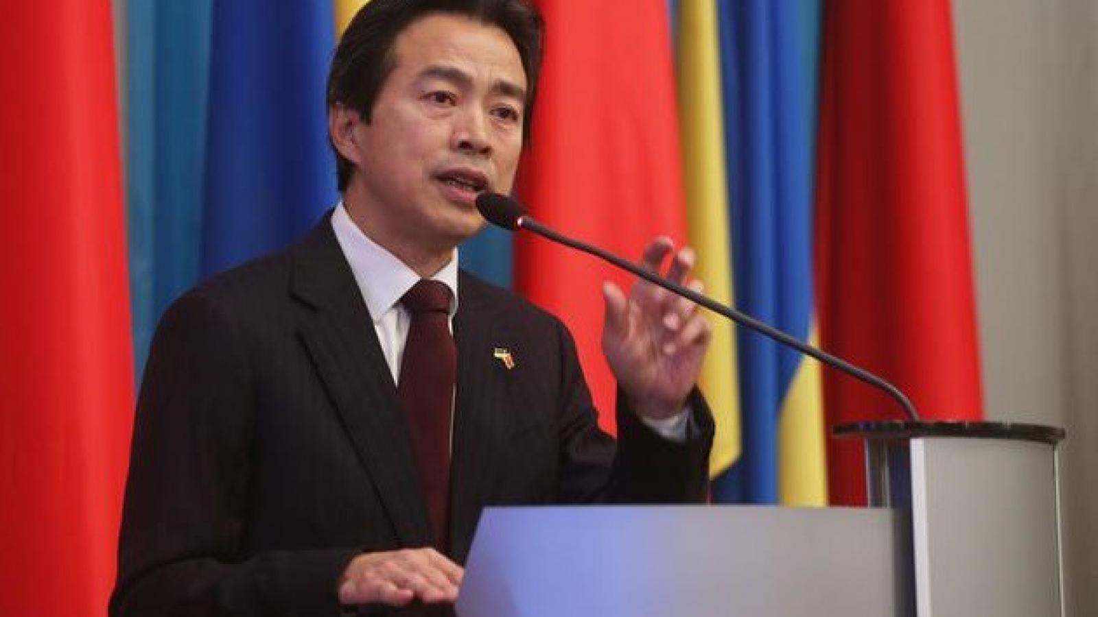 Đại sứ Trung Quốc tại Israel tử vong trong căn hộ ở ngoại ô Tel Aviv