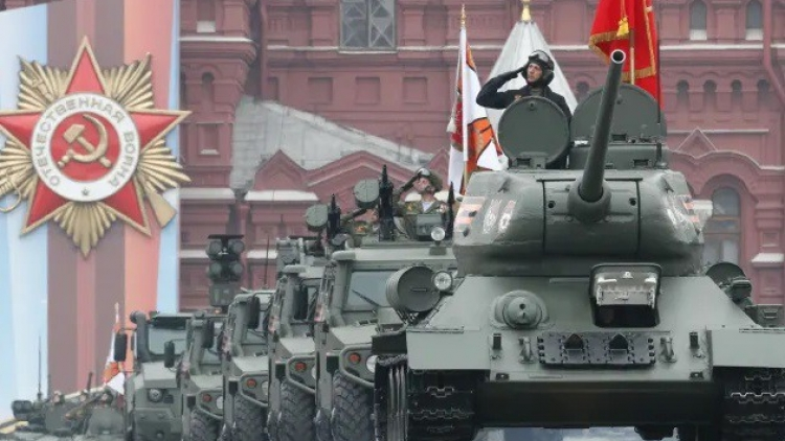 Vì sao năm nào Nga cũng duyệt binh mừng chiến thắng Phát xít?