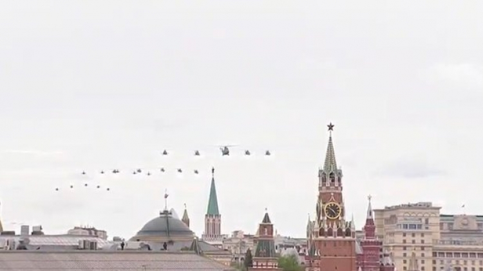 Nga kỷ niệm 75 năm Ngày Chiến thắng Phát xít