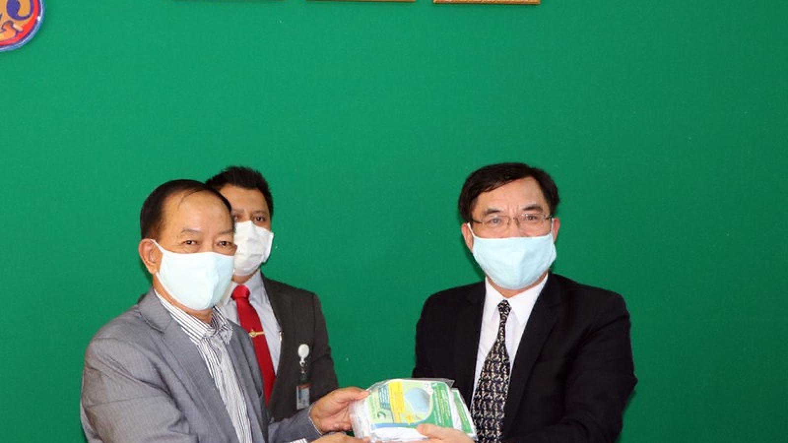 Campuchia cám ơn Việt Nam hỗ trợ phòng chống dịch Covid-19
