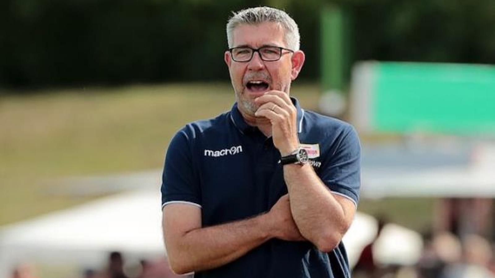 Thêm một HLV ở Bundesliga bị cấm chỉ đạo vì không tuân thủ cách ly